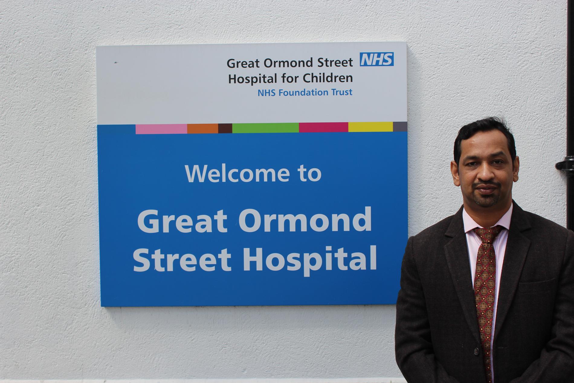 Dr Prashant Jain – Pediatric Surgery & Pediatric Urology